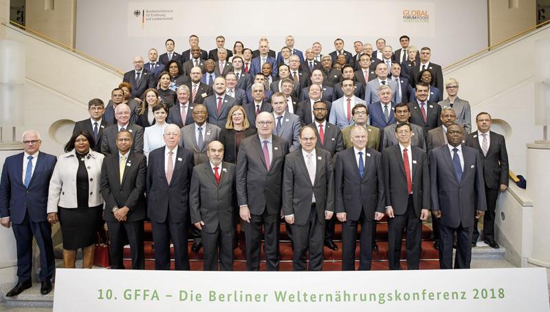 GFFA-Kommuniqué 2018
