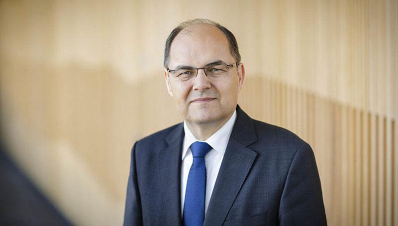 Grußwort des Bundesministers für Ernährung und Landwirtschaft Christian Schmidt MdB