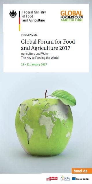 Programme GFFA 2017