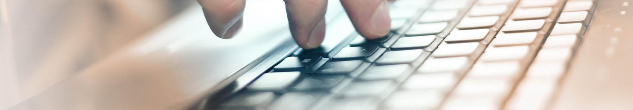 Online-Registrierung