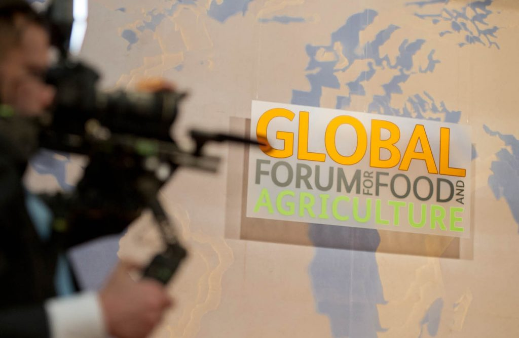 Global Forum For Food And Agriculture 2016 | Photo: Michael Gottschalk/photothek.net/BMEL
