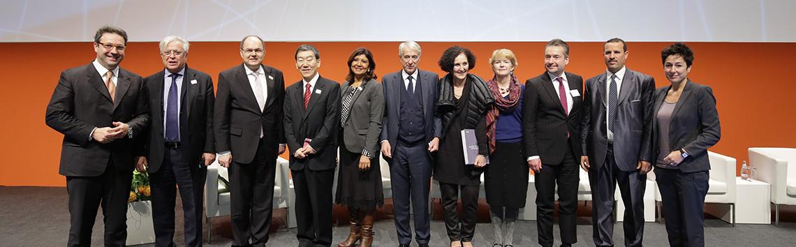 Internationales GFFA Podium