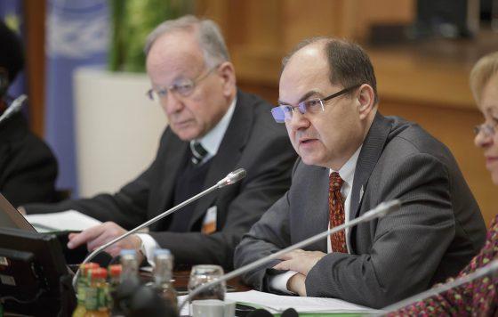 Impressionen aus der Ministerkonferenz im Auswärtigem Amt