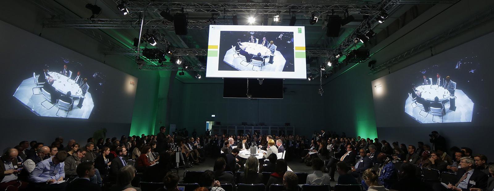 GFFA 2018 | High Level Panels