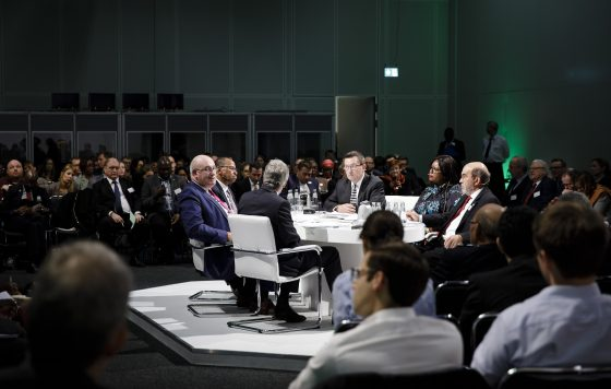 GFFA 2018 High Level Panels 19.01.2018