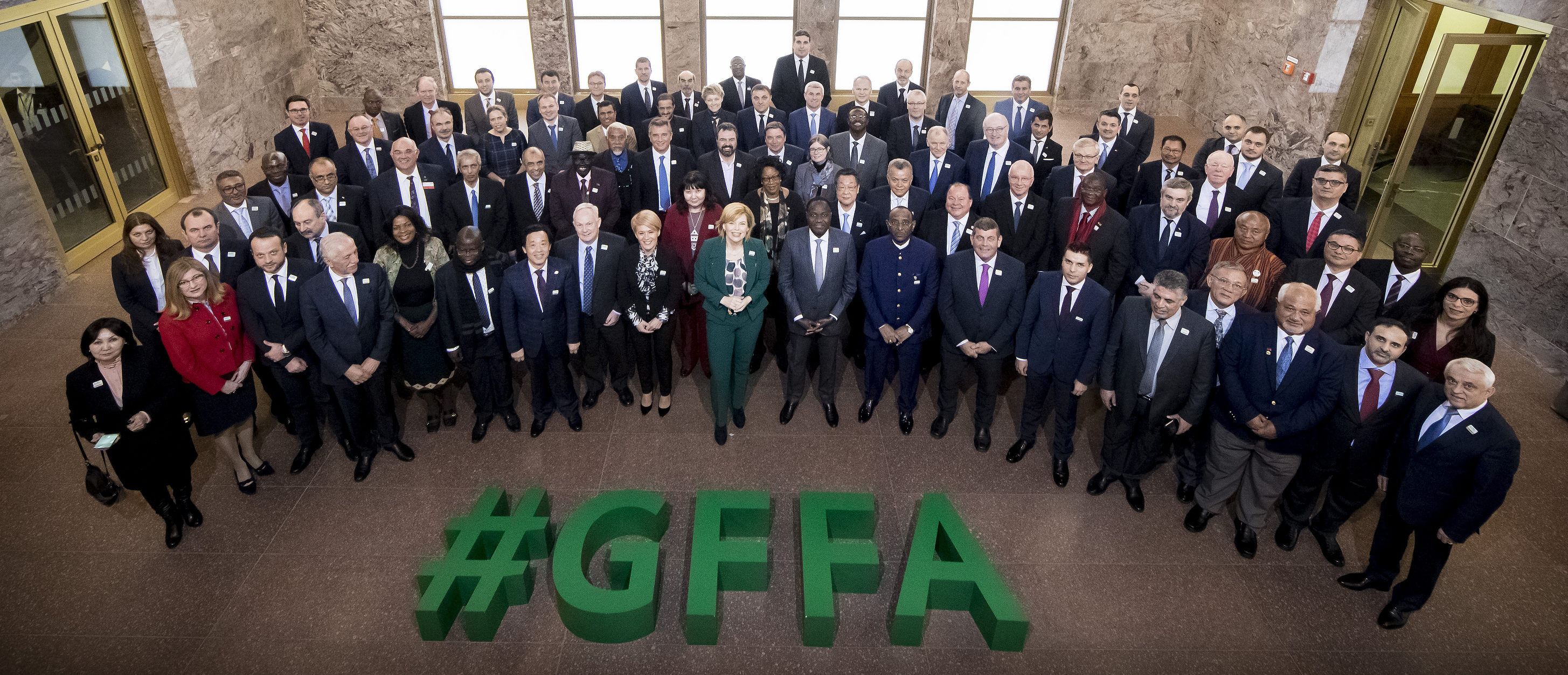 GFFA 2019 | Berlin  Agriculture Ministers´ Conference