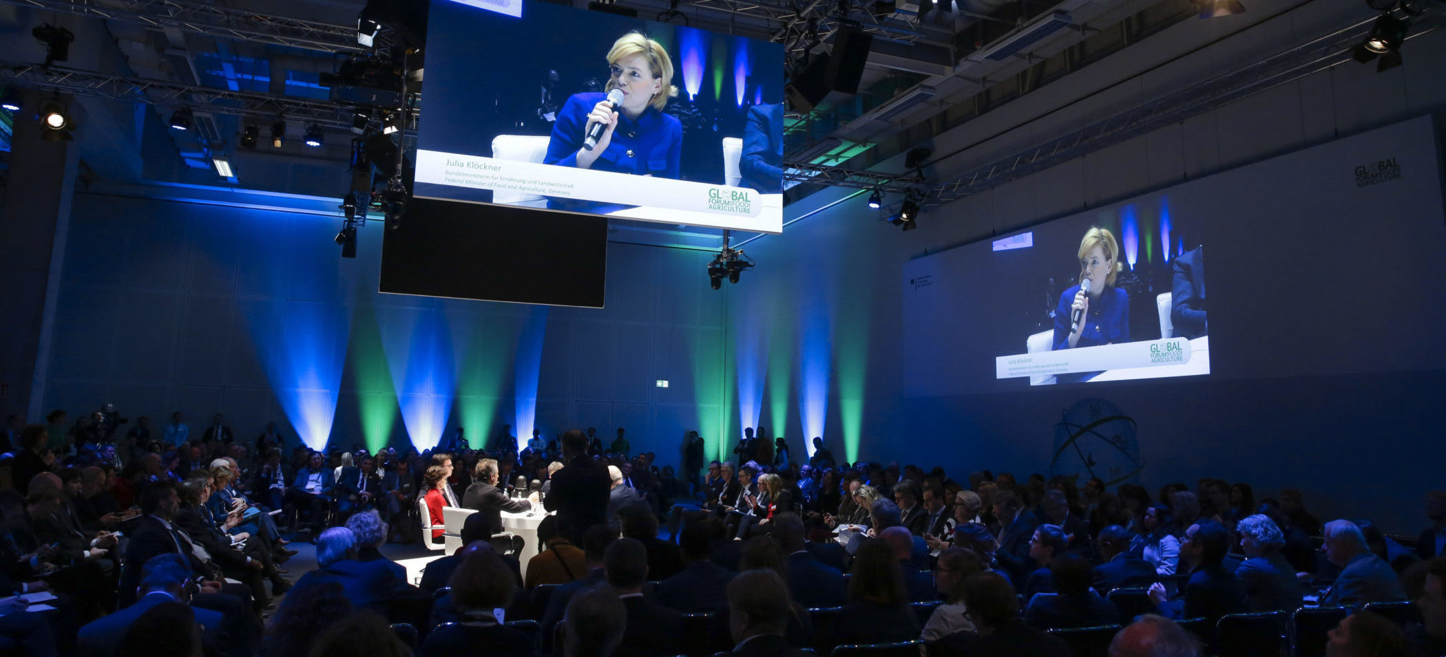 GFFA 2019 | High Level Panels