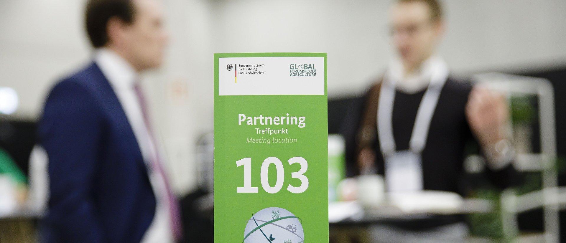 GFFA 2020 | Partnering