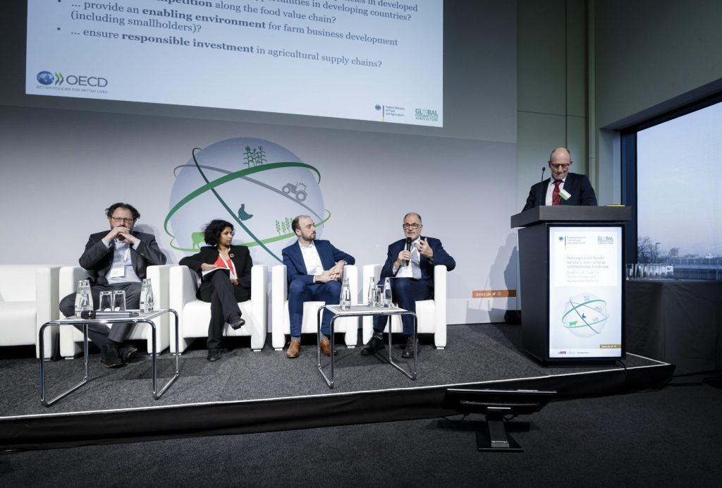 GFFA 2020: Fachpodium 1